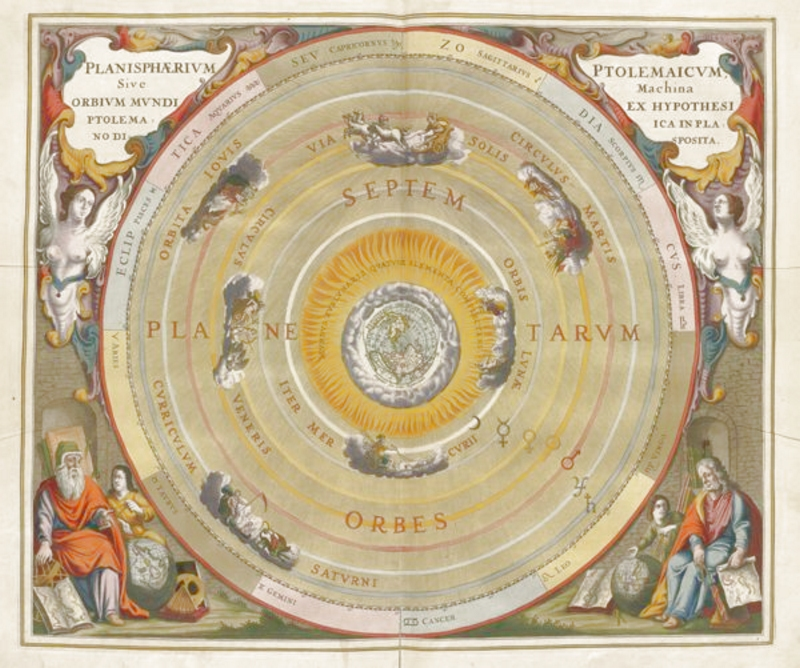 ptolemaic theory vs copernican theory essay Free essay: in the ptolemaic system the earth is at the center of all celestial bodies this theory was widely accepted especially by the church who held.