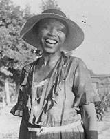 Zora Neale Hurston (b. January 7th, 1891 – d. January 28th, 1960)