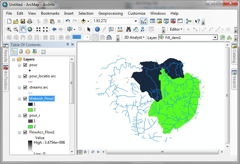Exercise: Watershed Delineation